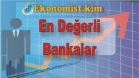 Dünyadaki En Değerli Bankaların Sıralaması