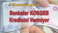 KOSGEB Kredisi Bankalar Vermiyor