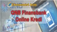 QNB Finansbank İhtiyaç Kredisi Başvurusu