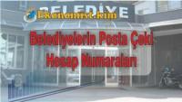 Belediyesi Posta Çeki Hesap Numarası Nedir?