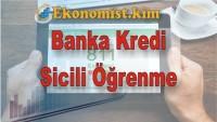 Banka Kredi Sicili Sorgulama 2019