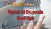Kredi Kartları Ve Banka Kartlarında Biyometrik Parmak İzi