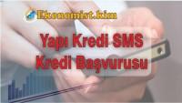SMS Kredi Başvurusu Yapı Kredi