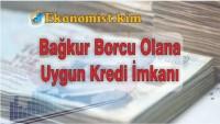 Bağkur Borcu Olan Esnafa Ziraat Bankası Düşük Faizli Kefilsiz Kredi