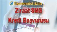 TC Ziraat Bankası Kredi Başvurusu (Mesaj-SMS)