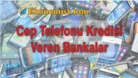Banka Taksidi İle Telefon Almak