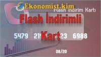 Flash İndirim Kartı İle Akaryakıt da %5 İndirim Başvuru Lukoil-Akpet