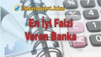 Vadeli Hesap En İyi Faiz Veren Banka