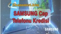 Yapı Kredi Samsung Cep Telefonlarına 18 Ay Taksitlendirme Kredisi