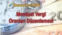 Bankaların Türk Lirası (TL) Vadeli Mevduat Hesaplarında Vergi İndirimi