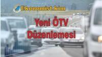 ÖTV İndirim Düzenlemesi 2019