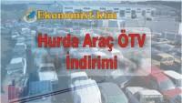 Hurda Araç ÖTV İndirimi Ne Kadar? Köprü Cezaları Resmi Gazete 2019